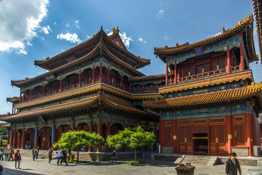 surprising China -traditional architecture Beijing