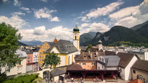 Innsbruck - view from above