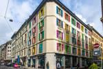 colored corner in Geneva