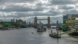 bridge on the Thames