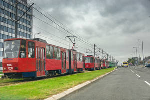 Transportation in Belgrade