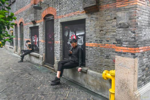 Surprising China - Respite in the neighborhood