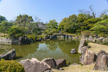 green aesthetics in Kyoto