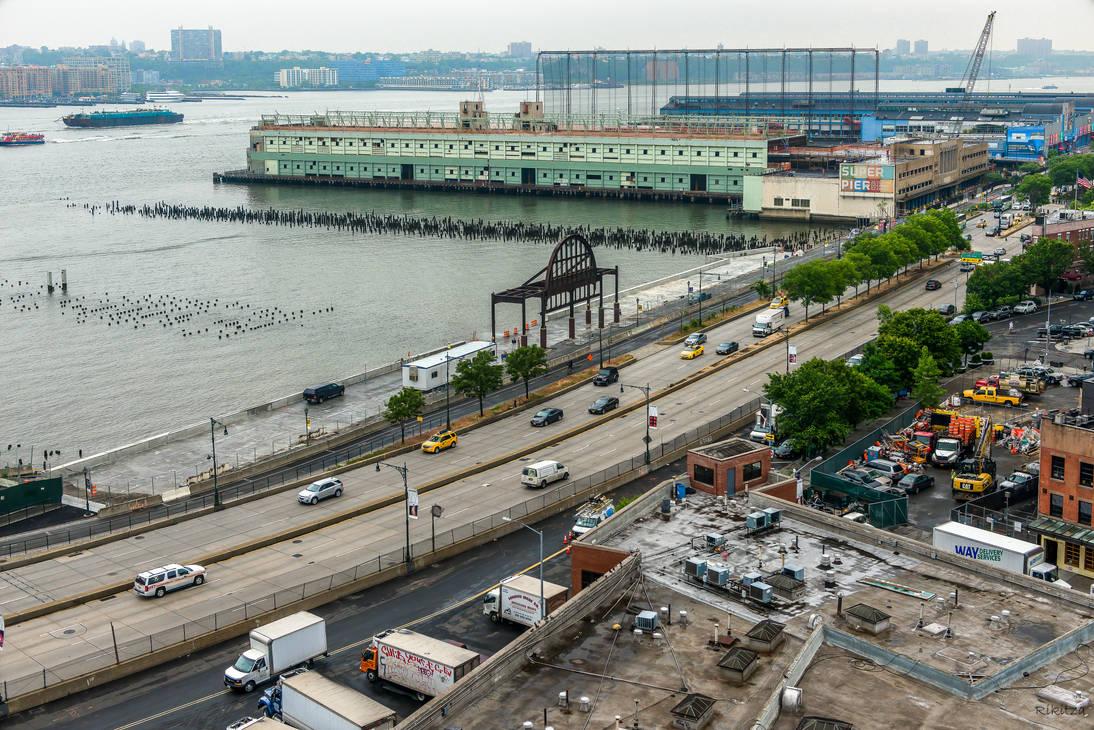 Super Pier in NYC