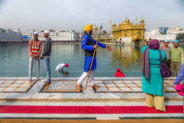 incredible India - remember Amritsar Golden Temple