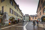 Annecy - another view of the old town by Rikitza