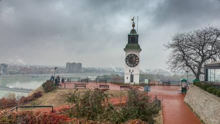 anticipating the storm in Novisad by Rikitza