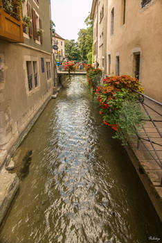 a Venice instance in Annecy