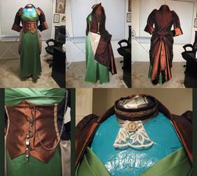 Victorian-ish Jacket: Done