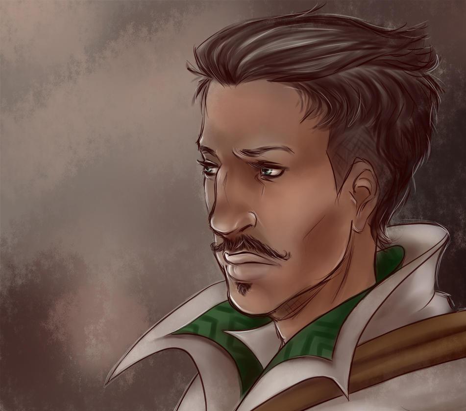 Just Dorian by MistyKat