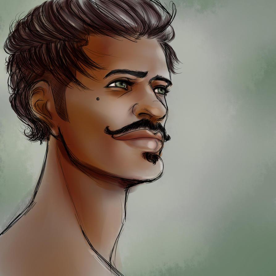 Another Dorian by MistyKat