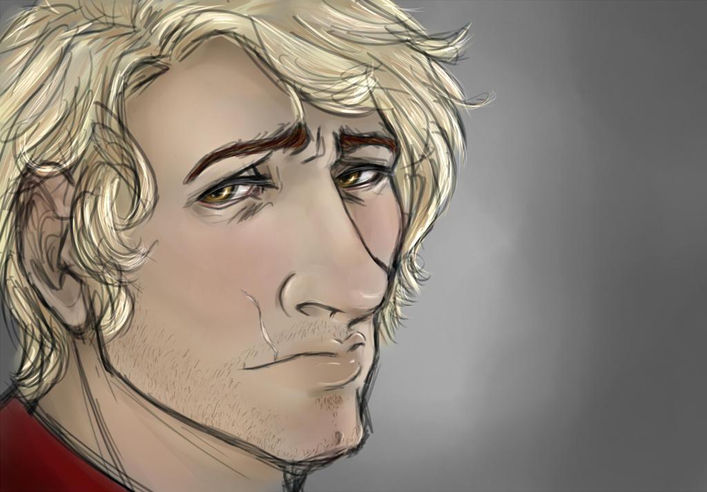 Cullen Doodle by MistyKat