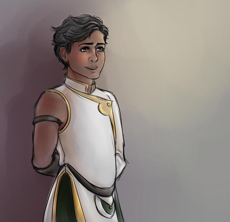 Dorian Before by MistyKat