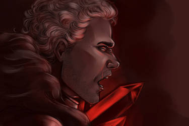 Red Scream by MistyKat
