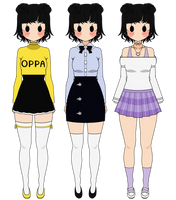 :Outfit Exports 01: by K-A-R-D