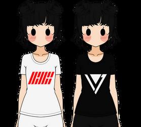 :Kpop Shirt Exports 02: