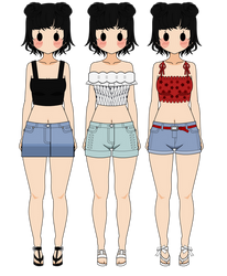 :Outfit Exports 02: by K-A-R-D