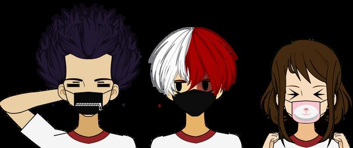 Hair Exports 08 (BNHA)