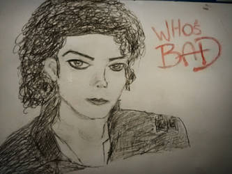 Who's bad!?