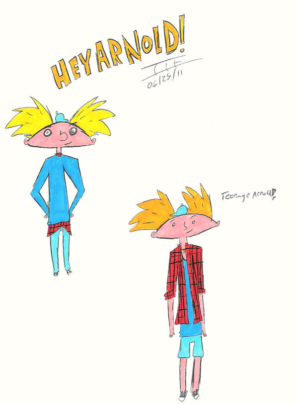 hey arnold essays Read critical essays on various episodes of hey arnold written in conjunction with hey arnold hey, a critical analysis podcast on 90's cartoon hey arnold.