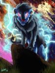 MPP - Thunder King by birdmir