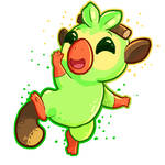 Grookey! by birdmir
