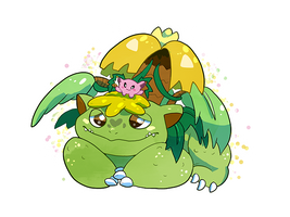 HLT - Flower Friends