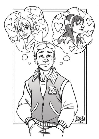 Archie Loves...? by greyallison