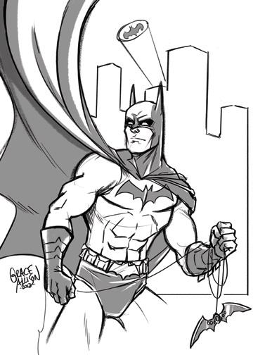 Batarang by greyallison