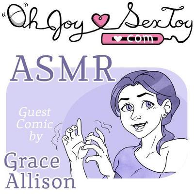 OJST Guest Strip: ASMR by gracifer