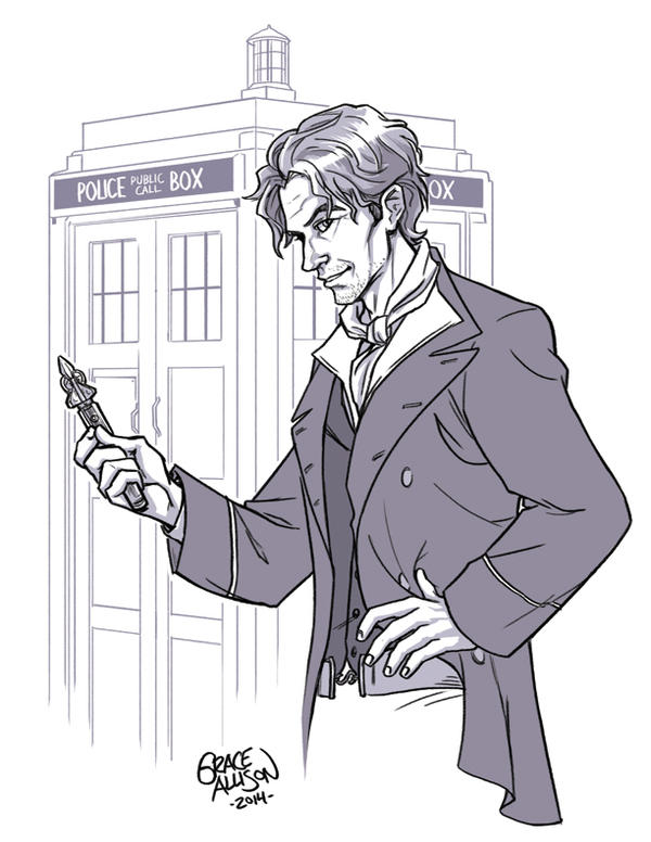 A Doctor by greyallison