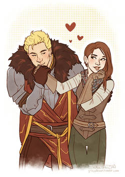 Cat and Cullen