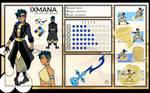 OI: Lieutenant Ixmana