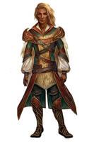 Advisor Zevran by Eristhe