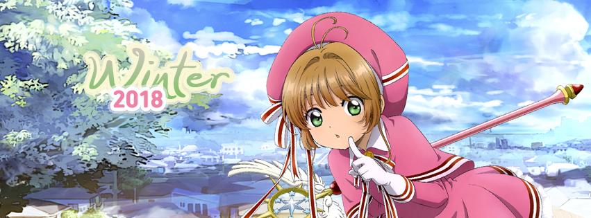 Winter Anime Season 2018 FBC by ware4me
