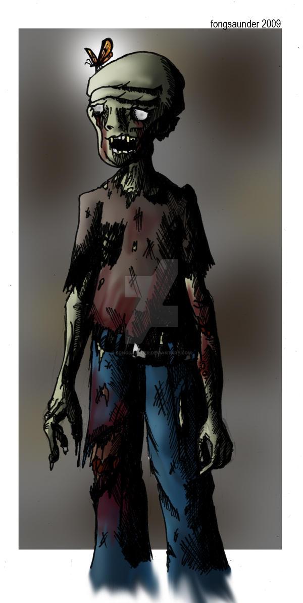 The Lovable Monster by fongsaunder