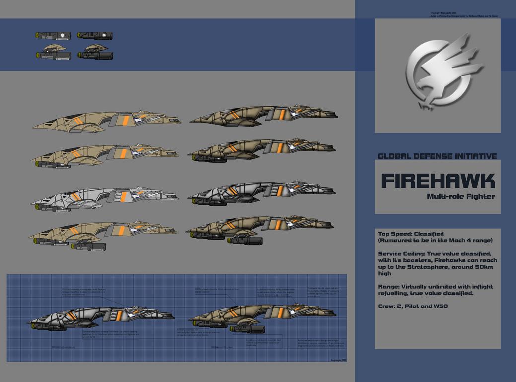 GDI Firehawk by fongsaunder