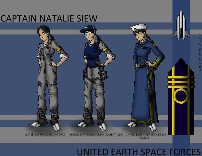 UESF Shipwear by fongsaunder