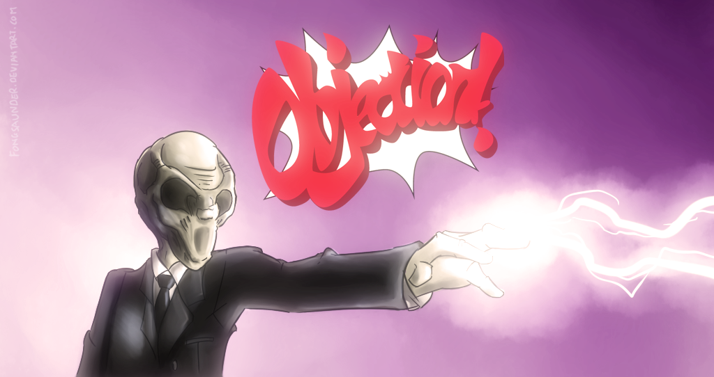 Objection! by fongsaunder