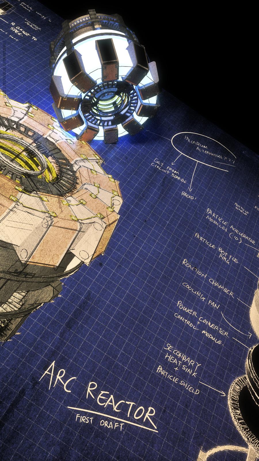 Arc reactor blueprints pdf download holidays arc reactor alt render malvernweather Choice Image