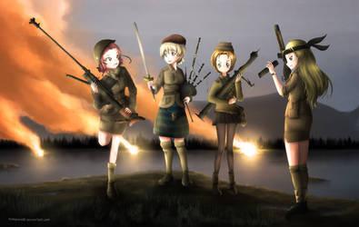Ministry of Unladylike Warfare