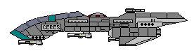 Gunship Ceres GBS-65