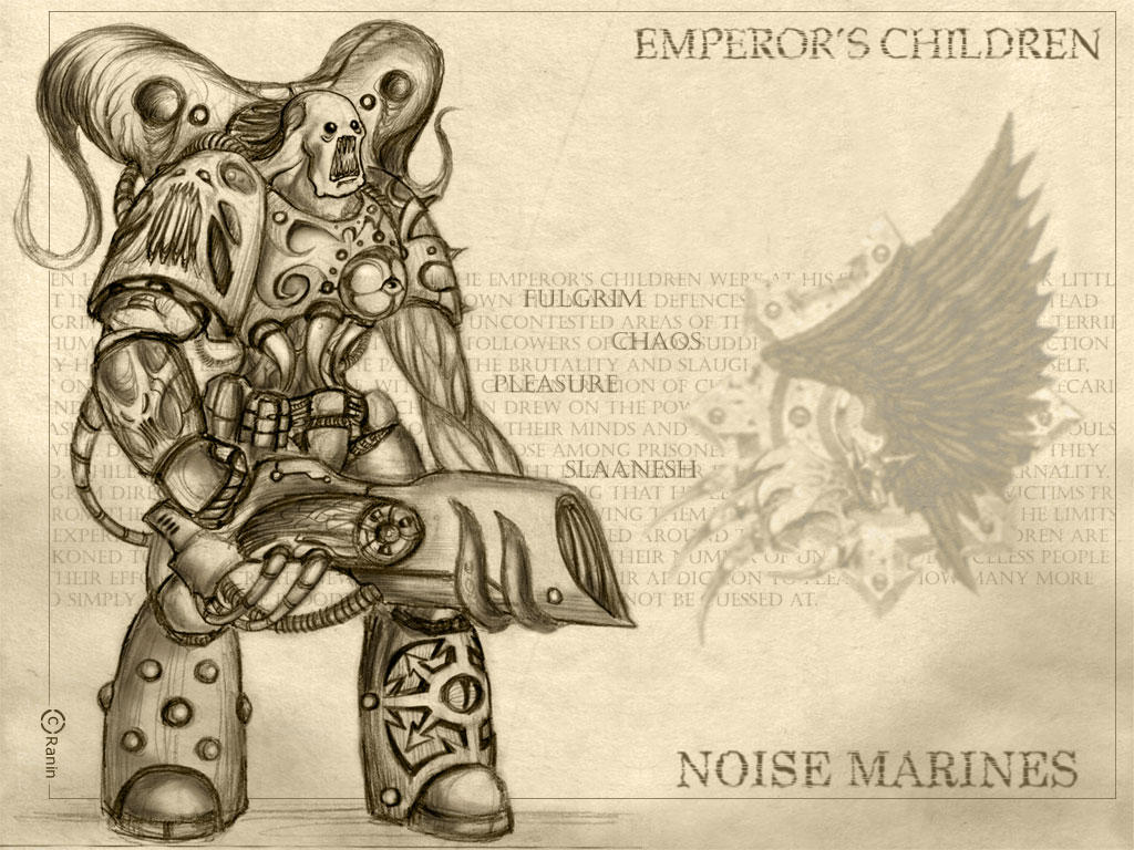 Noise Marine by ranin on DeviantArt