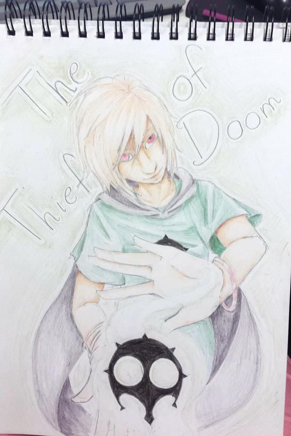 The Thief of Doom by Yushisaki