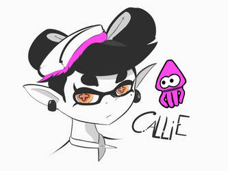 Callie Practice by Bawko