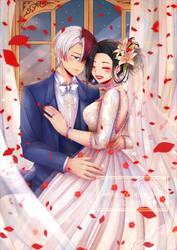 TodoMomo Wedding!!