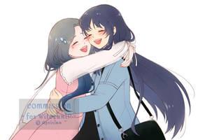 .:C:. Anna and Yasu