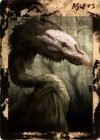 Scott's Undead Dragon. by ivanev