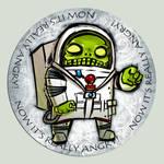 Zombie Astronaut