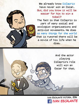 Something about DiCaprio